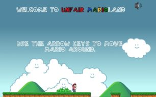 unfair-mario-unblocked-game