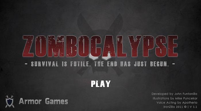 Zombocalypse 1 - Unblocked Games