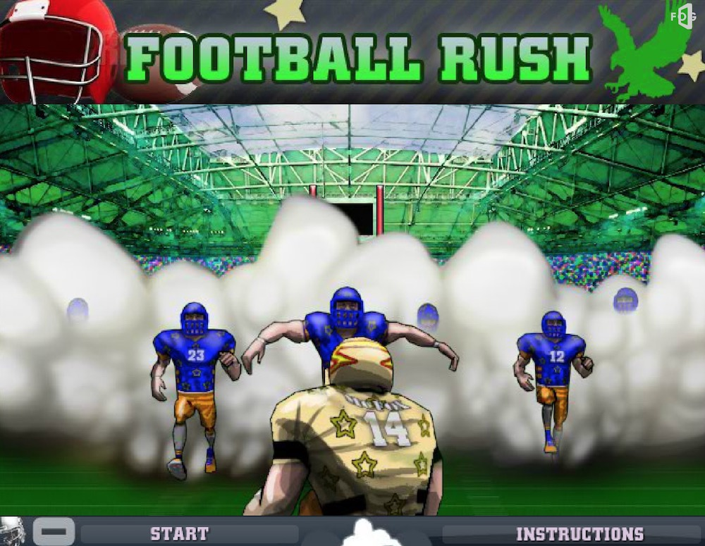 Football Rush Online Unblocked Games