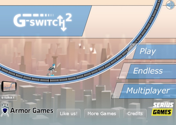 G-Switch 2 - Unblocked Games