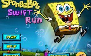 Spongebob Swift Run by Cartoon Mini