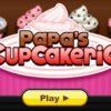 papa s cupcakeria