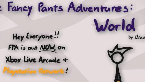 Fancy Pants Adventures 1