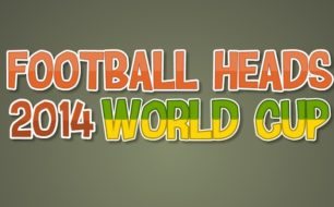 Football Heads 2014 World Cup