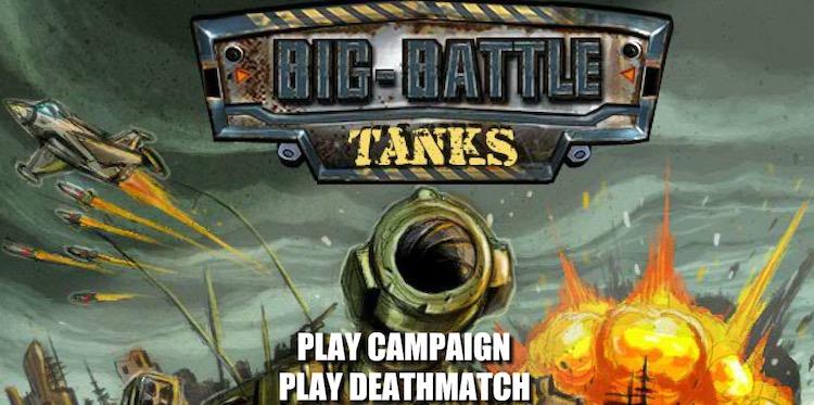 Big Battle Tanks
