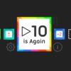 10 is again