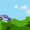 Mario Hummer Car Drive