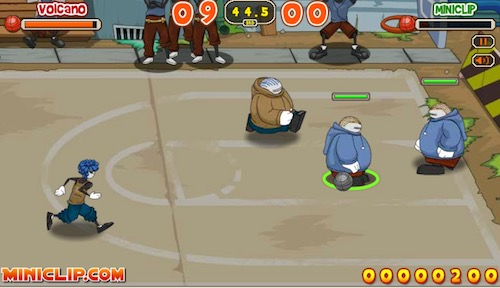 Urban Basketball Game By Miniclip Unblocked Games