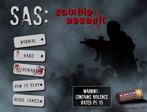 SAS Zombie Assault 1
