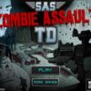 zombie assault TD