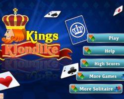 Kings Klondike Solitaire