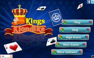 Kings Klondike Solitaire