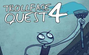 Trollface Quest 4