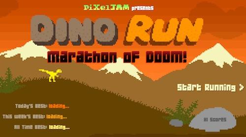 Dino Run 2 Marathon of Doom
