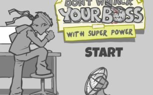 dont whack your boss with super power