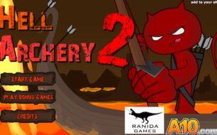 hell archery