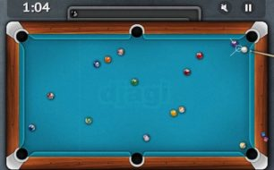 single Player Billiard