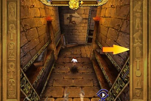 Pyramid Run (Like Temple Run 3)