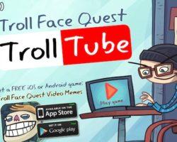 trollface quest troll tube