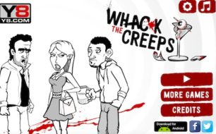 whack creeps
