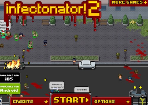 Play infectonator 2 online unblocked games
