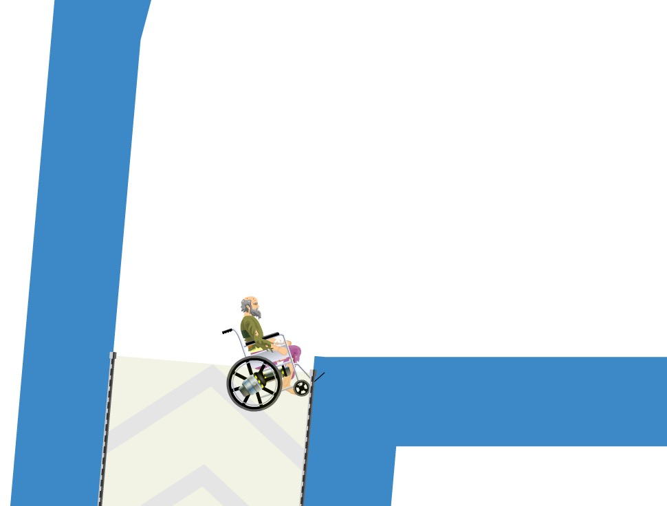 Happy Wheels Hacked - GodMode