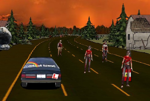 highway of the dead zombie amp driving unblocked games