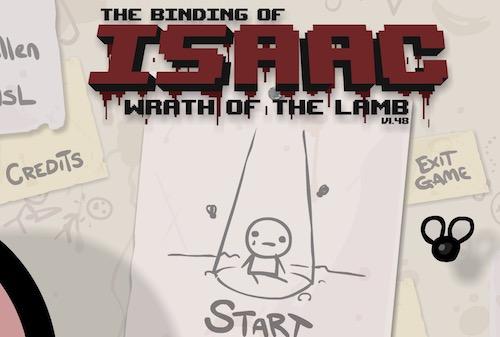 The Binding Of Isaac