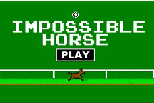 Impossible Horse