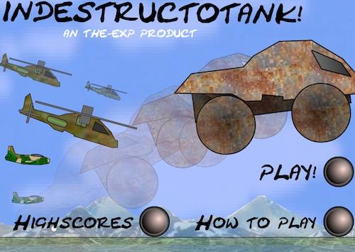 indestructo tank make all planes crash unblocked games