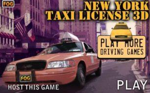 ny taxi driver