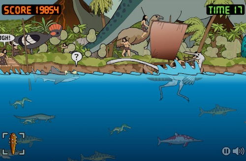 Prehistoric shark unblocked games for Unblocked fishing games