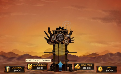 SteamPunk Tower - Unblocked Games  SteamPunk Tower...