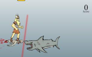 super viking shark