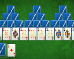 tripeal solitaire