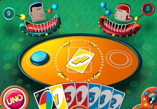 UNO Online Card Game - Unblocked Games