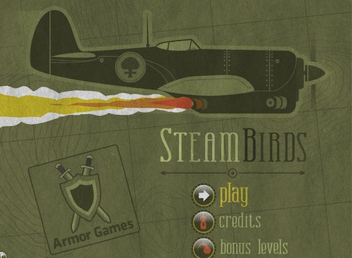 SteamBirds Online Plane Fighter Game - Unblocked Games