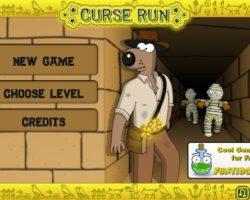 cursed run