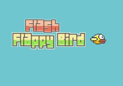 Flash Flappy Bird Hacked