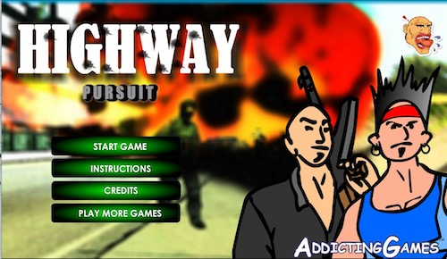 Highway Pursuit 1