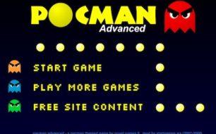 advanced pacman