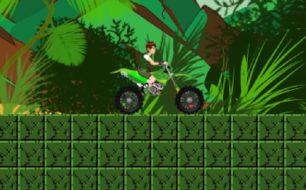 ben 10 jungle motor