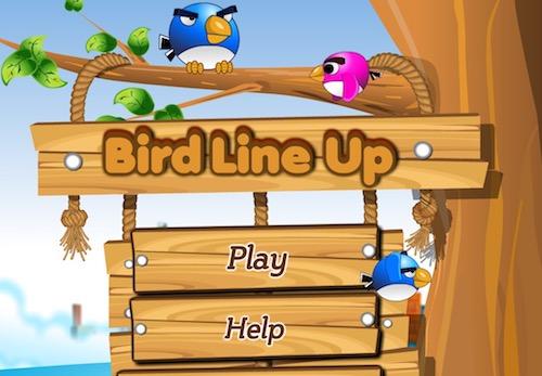 Bird Line Up