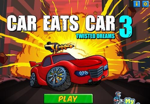 Car Eats Car 3: Twisted Dreams