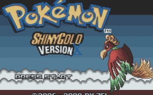 pokemon shiny gold