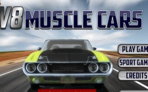 v8 muscle car