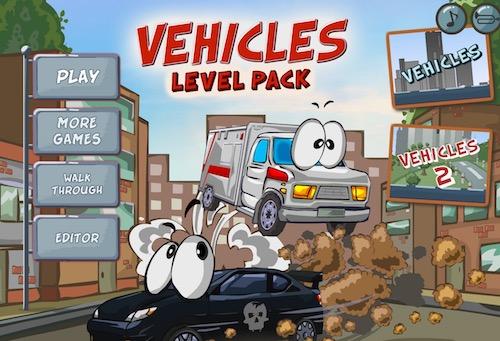 Vehicles Level Park