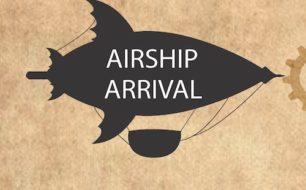 airship arrival