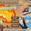 president vs terrorists