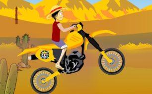 One Piece Bike Mission